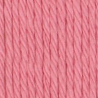 Lily Sugar'N Cream Aran Knitting Wool Yarn 71g -0046 Rose Pink